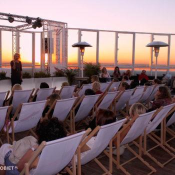 Event venue on the rooftop / Miejsce eventowe na dachu