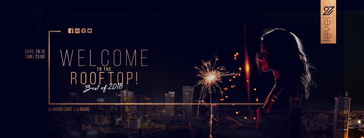 Welcome To The Rooftop! Best of 2018!