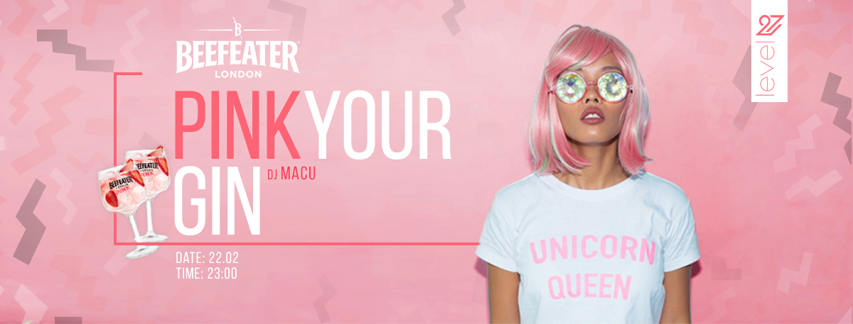 Pink Your Gin / DJ Macu