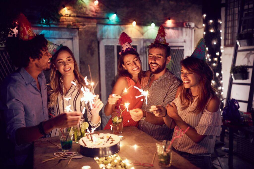 idealna impreza urodzinowa