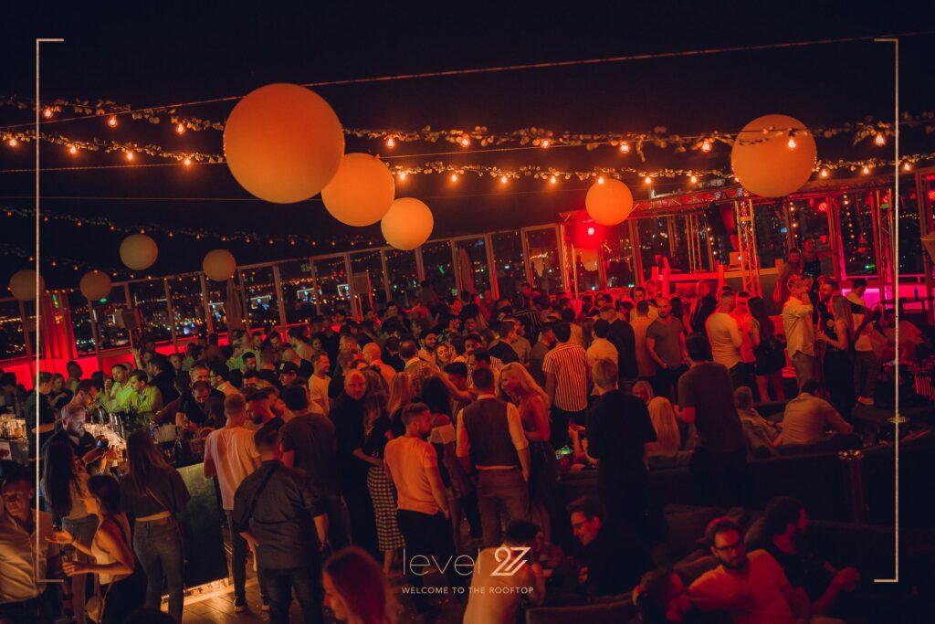 klub w centrum Warszawy