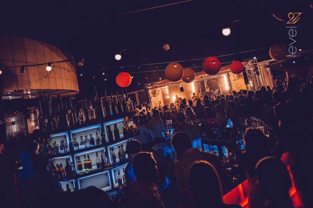 najlepsze kluby muzyczne w Polsce, level 27 klub w Warszawie