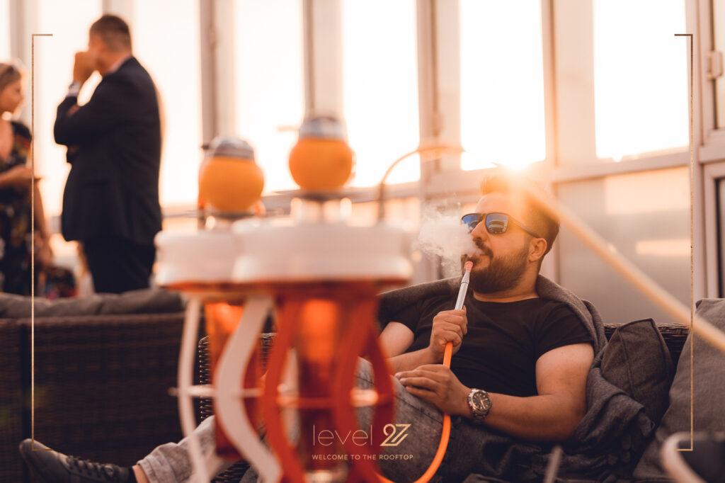 popularne miejsca na sheeshę, najlepsza shisha, bar w Warszawie