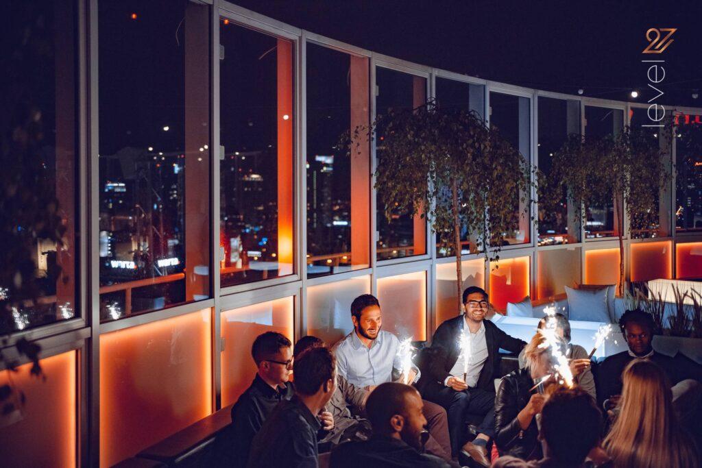najlepszy rooftop bar warszawa