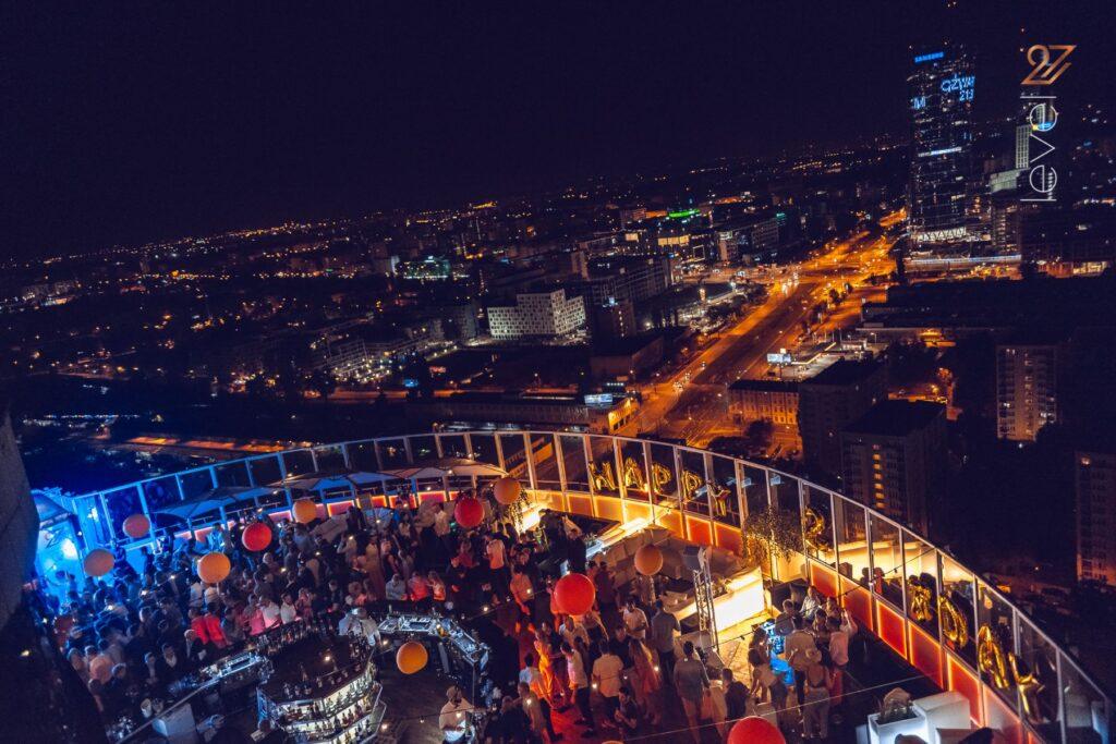 życie nocne w Warszawie, kluby Warszawa